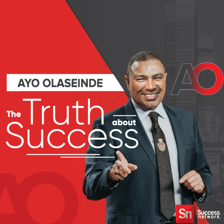 The Truth About Success