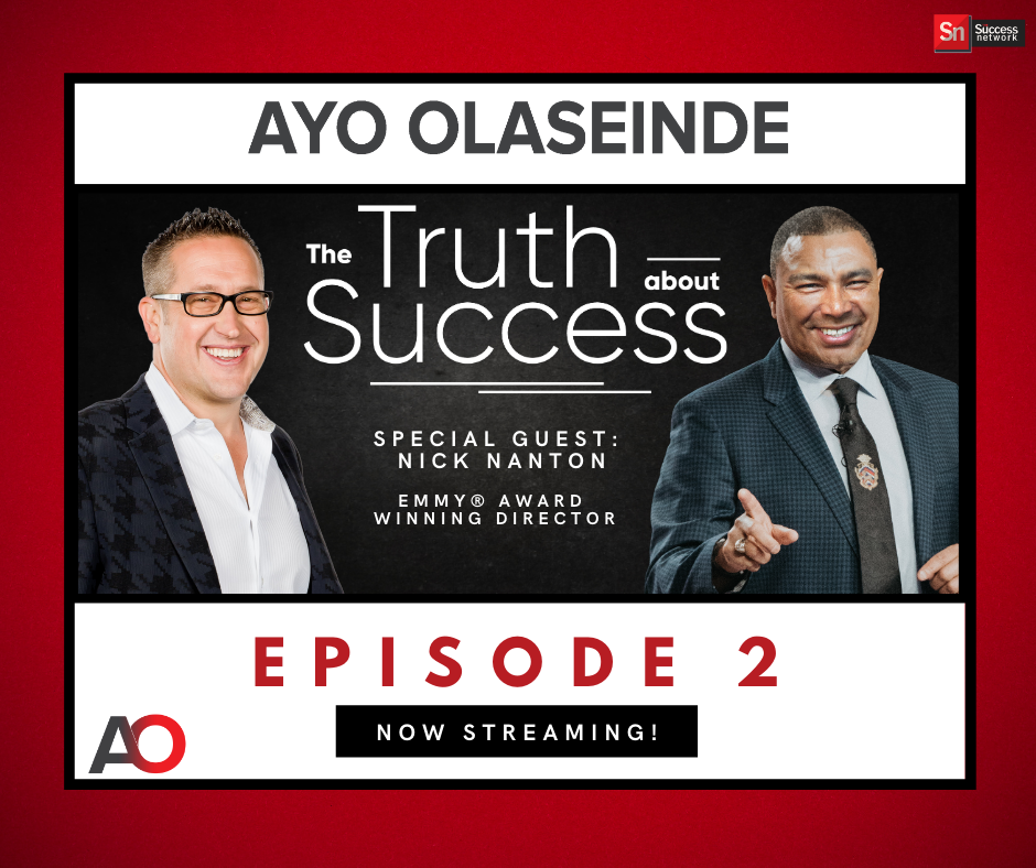 The Truth About Success – Finding Your Why
